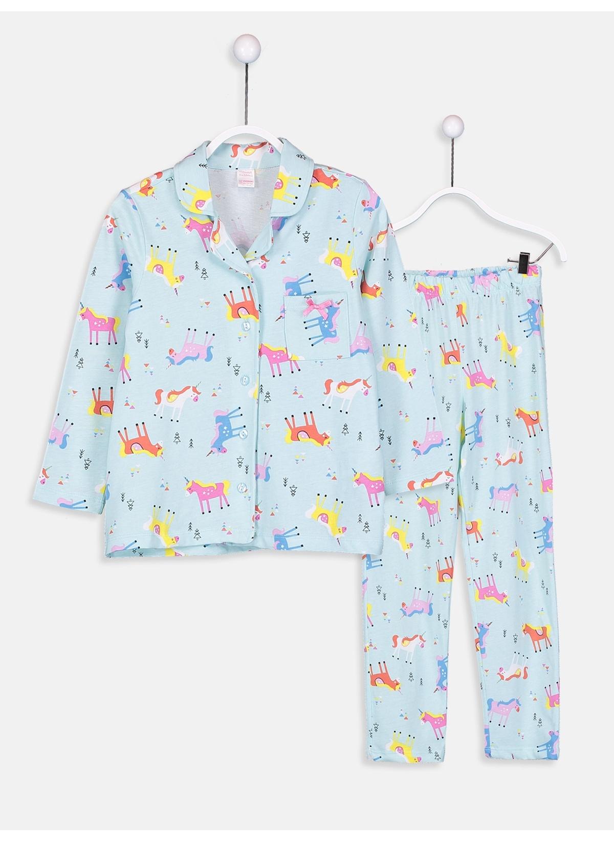 Kız Çocuk LC Waikiki Pijama Takım